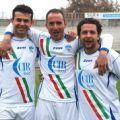 Roberto Padrin, Diego Guolo, Gabriele Riva