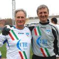 I padovani Nunzio Tacchetto e Mirko Patron